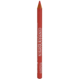 Bourjois Contour Edition crayon à lèvres longue tenue teinte 02 Coton Candy 1,14 g