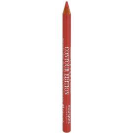 Bourjois Contour Edition matita labbra lunga durata colore 02 Coton Candy 1,14 g