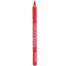 Bourjois Contour Edition matita labbra lunga durata colore 03 Alerte Rose 1,14 g