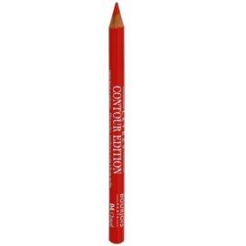 Bourjois Contour Edition crayon à lèvres longue tenue teinte 04 Chaud Comme La Fraise 1,14 g