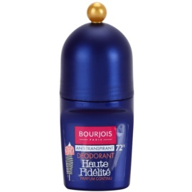 Bourjois Déodorant antiperspirant roll-on 72h  50 ml