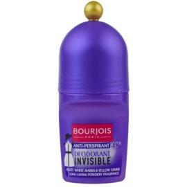 Bourjois Déodorant deodorant roll-on proti bílým a žlutým skvrnám 72h  50 ml