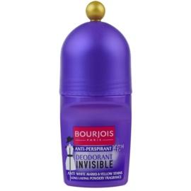 Bourjois Déodorant deodorant roll-on proti bielym a žltým škvrnám 72h  50 ml