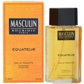 Bourjois Masculin Equateur Eau de Toilette pentru barbati 100 ml