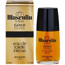 Bourjois Masculin 2 Gold Fever toaletna voda za moške 112 ml
