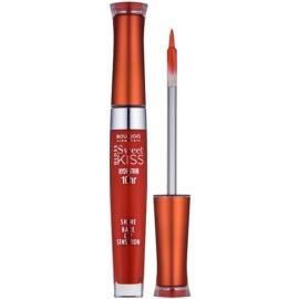Bourjois Gloss Sweet Kiss brillant à lèvres hydratant teinte 05 Orange Pressée  5,7 ml