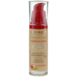 Bourjois Healthy mix Radiance Reveal frissítő folyékony make-up árnyalat 53 Beige Clair 30 ml