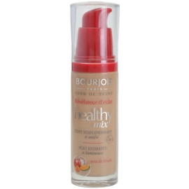 Bourjois Healthy mix Radiance Reveal frissítő folyékony make-up árnyalat 54 Beige 30 ml
