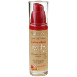 Bourjois Healthy mix Radiance Reveal frissítő folyékony make-up árnyalat 55 Beige Foncé 30 ml