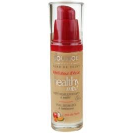 Bourjois Healthy mix Radiance Reveal rozjasňující tekutý make-up odstín 55 Beige Foncé 30 ml