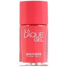 Bourjois La Lacque Gel smalto per unghie lunga tenuta colore 5 Are You Reddy 10 ml
