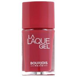 Bourjois La Lacque Gel vernis à ongles longue tenue teinte 8 Cherry D`amour 10 ml
