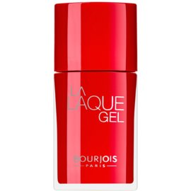 Bourjois La Lacque Gel langanhaltender Nagellack Farbton 13 Reddy for Love 10 ml