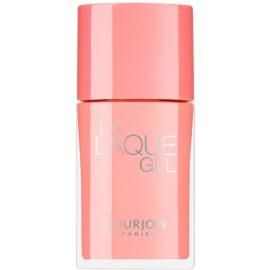 Bourjois La Lacque Gel vernis à ongles longue tenue teinte 14 Pink Pocket 10 ml