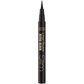 Bourjois Liner Feutre feutre pointe extra fine longue tenue teinte 17 Ultra Black 0,8 ml