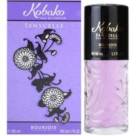 Bourjois Kobako Sensuelle Eau de Parfum für Damen 50 ml