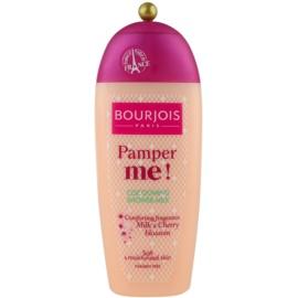 Bourjois Pamper Me!  sprchové mléko bez parabenů  250 ml