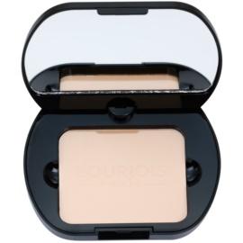 Bourjois Silk Edition poudre compacte teinte 53 Golden Beige 9 g
