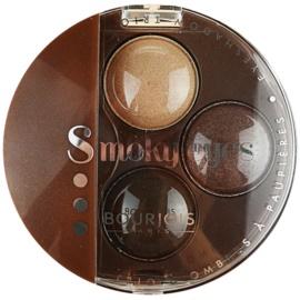 Bourjois Smoky Eyes Lidschatten Farbton 04 Nude Ingénu 4,5 g