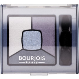 Bourjois Smoky Stories palette de fards à paupières smoky teinte 08 Ocean Obsession 3,2 g