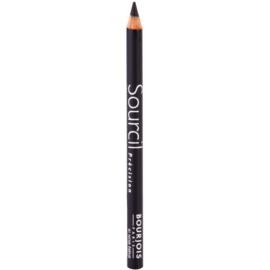 Bourjois Sourcil Precision tužka na obočí odstín 01 Noir Ebene 1,13 g