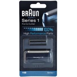 Braun CombiPack Series1 11B planžeta a stříhací lišta  2 ks