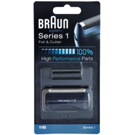 Braun CombiPack Series1 11B brivna folija in rezilo  2 kos