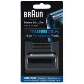 Braun CombiPack Series1/cruZer 10B/20B brivna folija in rezilo  2 kos