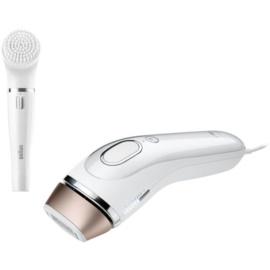 Braun Silk Expert IPL BD 5008 IPL-Epilator für Gesicht und Körper + Reinigungsbürste für das Gesicht  2 St.