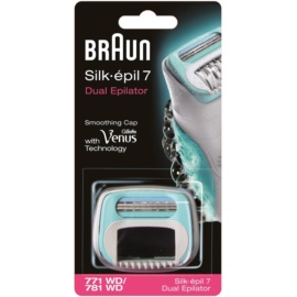 Braun Silk épil 7 Dual резервна глава с ножчета Braun (771 WD/781 WD)
