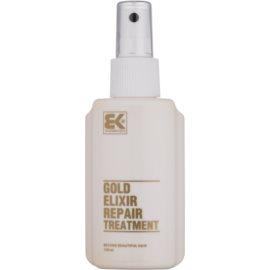 Brazil Keratin Gold грижа с масло за подхранване и хидратация  100 мл.