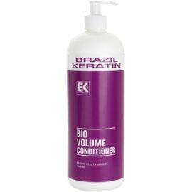 Brazil Keratin Bio Volume balsam pentru volum  1000 ml