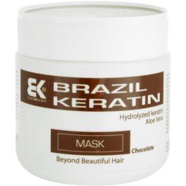 Brazil Keratin Chocolate Maske für beschädigtes Haar  500 ml