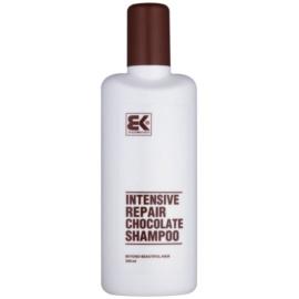 Brazil Keratin Chocolate Shampoo  voor Beschadigd Haar   300 ml