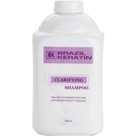 Brazil Keratin Clarifying sampon pentru curatare  500 ml