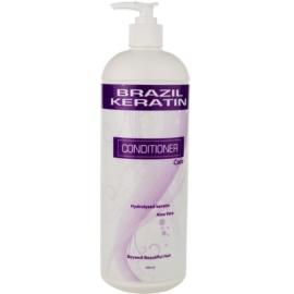 Brazil Keratin Coco Conditioner für beschädigtes Haar  1000 ml