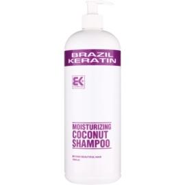 Brazil Keratin Coco šampon pro poškozené vlasy  1000 ml