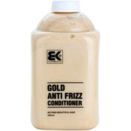 Brazil Keratin Gold kondicionér s keratinem pro poškozené vlasy  500 ml