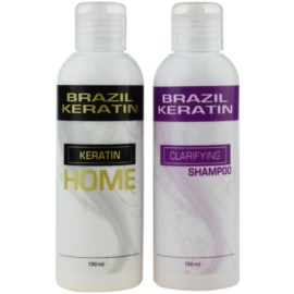 Brazil Keratin Home lote cosmético I.