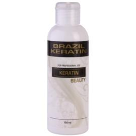 Brazil Keratin Beauty Keratin відновлююча сироватка для пошкодженого волосся  150 мл