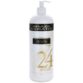 Brazil Keratin Beauty Keratin eine speziell pflegende Pflege für sanfteres Haar und die Regenerierung von beschädigtem Haar  1000 ml