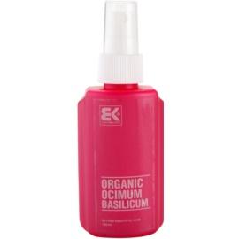 Brazil Keratin Organic természetes bazsalikom szérum a haj növekedéséért és az arcbőr táplálására  100 ml