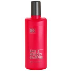 Brazil Keratin Rose & Hibiscus szampon ze zwiększoną zawartością keratyny  300 ml