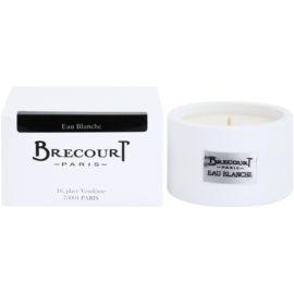 Brecourt Eau Blanche vela perfumado 130 g