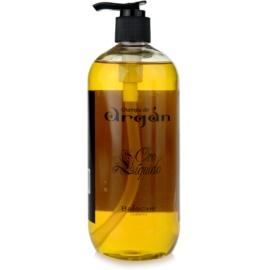 Brische Argán Oil šampon pro lesk a hebkost vlasů  500 ml
