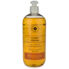 Brische Keratina champú para alisar el cabello  500 ml