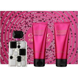 Britney Spears Cosmic Radiance set cadou I. Eau de Parfum 50 ml + Lotiune de corp 100 ml + Gel de dus 100 ml