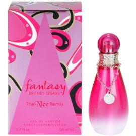 Britney Spears Fantasy The Nice Remix Parfumovaná voda pre ženy 50 ml