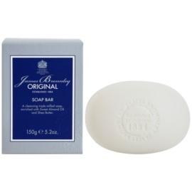 Bronnley James Bronnley Original tuhé mýdlo pro muže  150 g