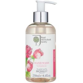 Bronnley Rose flüssige Seife für die Hände  250 ml